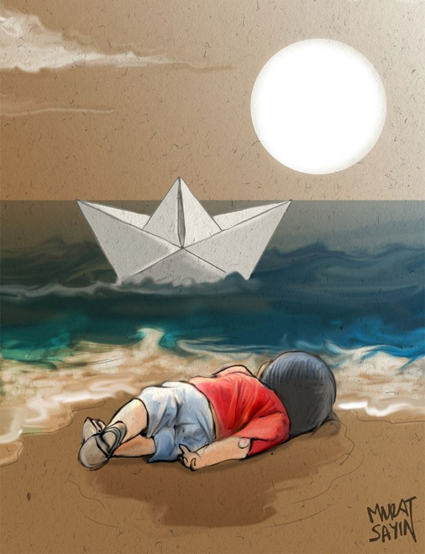 We Will Forget Aylan