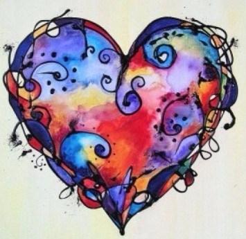 c6d5e753c34d738c9357c29d64496d26--watercolor-heart-watercolor-artist